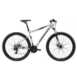 """Bicicleta Montañera SUNPEED modelo ZERO aro 27.5"""" talla M (Gris Plata)"""