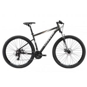 "Bicicleta Montañera SUNPEED modelo ZERO aro 27.5"" talla S (Gris Oscuro con Plata)"