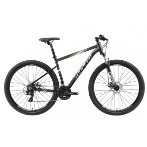 "Bicicleta Montañera SUNPEED modelo ZERO aro 27.5"" talla M (Gris Oscuro con Plata)"