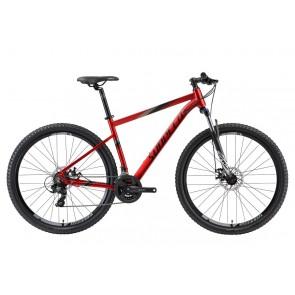 "Bicicleta Montañera SUNPEED modelo ZERO aro 27.5"" talla M (Roja)"