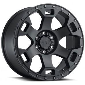 """Juego de aros marca BLACK RHINO  modelo GAUNTLET  sgb/gm - 17""""x8.5"""" - 6x114.3 - (ET:00)"""