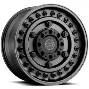 "Juego de aros marca BLACK RHINO  modelo ARMORY  gunblack - 17""x9.5"" - 6x139.7 - (ET:06)"
