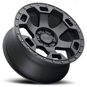 Juego de aros marca BLACK RHINO  modelo GAUNTLET  sgb/gm - 17