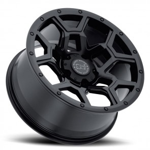 Juego de aros marca BLACK RHINO  modelo OVERLAND  mbk - 17