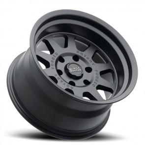 Juego de aros marca BLACK RHINO  modelo STADIUM  mb/rf - 17