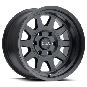 "Juego de aros marca BLACK RHINO  modelo STADIUM  mb/rf - 17""x9.0"" - 6x139.7 - (ET:12)"