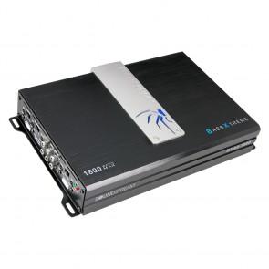 Amplificador de 4 canales marca SOUNDSTREAM modelo BXA4-1800