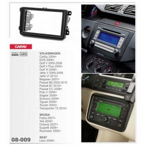 Consola para VOLKSWAGEN CADDY marca CARAV modelo 08-009
