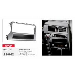 Consola para SSAN YONG ACTYON marca CARAV modelo 11-042