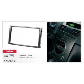 Consola para SSAN YONG REXTON marca CARAV modelo 11-137