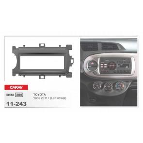 Consola para TOYOTA YARIS marca CARAV modelo 11-243