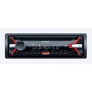 Autoradio 1DIN marca SONY modelo  CDX-G1170U