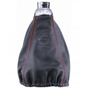 Cofia universal marca SPARCO color Negro con Rojo modelo LUXOR