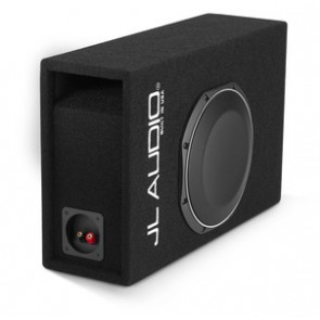 Caja Acústica Ventilada con 1 BAJO de 10TW1 - 300W a 4 Ohm marca JL AUDIO modelo CP110LG-TW1-4