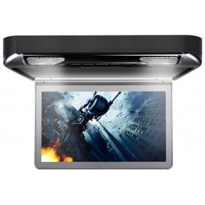 """Pantalla de techo 13.3"""" con Lector de DVD + Juegos + HDMI USB SD MARCA XTRONS  (En Stock) CR133HD"""