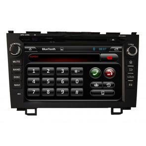 "Autoradio homologado HONDA CRV 2006-2011, Procesador de 8 nucleos con sistema operativo Android 6.0.1 - Pantalla 8"" + Camara Retro, DVD-TV-GPS-BT-USB-SD-WIFI (Importación 10D)"
