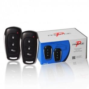 Alarma para vehiculo marca PRESTIGE modelo APS25E