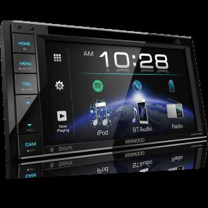 Equipo multimedia marca KENWOOD modelo DDX-419BT