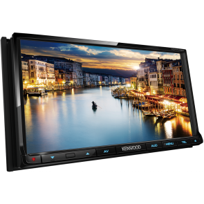 Equipo multimedia 2DIN marca KENWOOD modelo DDX-7051BT
