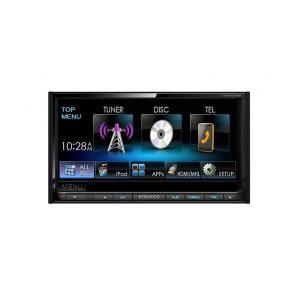 Equipo Multimedia Kenwood DDX7071BT - 2 DIN AAC/WMA/WAV/DVD/Bluetooth/USB