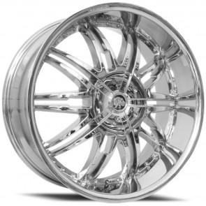 """Juego de aros marca DEMONIUM Wheels  modelo DH-582  ch - 22""""x9.5"""" - 6x139.7 - ET:15"""