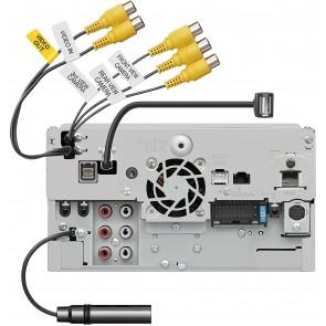 Equipo Multimedia Kenwood DMX-1057XR de 10.1