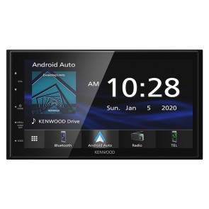 "Equipo Multimedia Kenwood DMX5020S de 6.8"" - 2 DIN AAC/WMA/WAV/MP3/Bluetooth/USB"