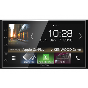 Equipo multimedia marca KENWOOD modelo DMX-7018BTS