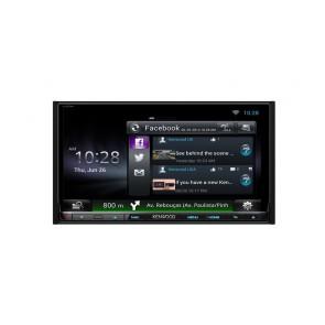"""Equipo Multimedia Kenwood DNN-9710BT de 6.1"""" - 2 DIN AAC/WMA/WAV/DVD/Bluetooth/USB"""