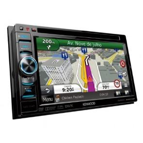 "Equipo Multimedia Kenwood DNX-5700BT de 6.1""- 2 DIN AAC/WMA/WAV/DVD/Bluetooth/USB"