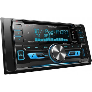 Equipo Multimedia Kenwood DPX592BT 2 DIN AAC/WMA/WAV/MP3-Stereo/Bluetooth