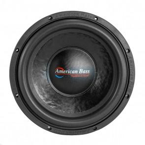 """Subwoofer de 12"""" marca AMERICAN BASS modelo DX-12"""