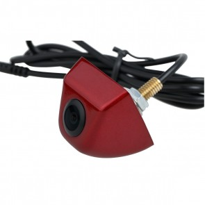 Camara de retroceso Universal color Rojo Brillante