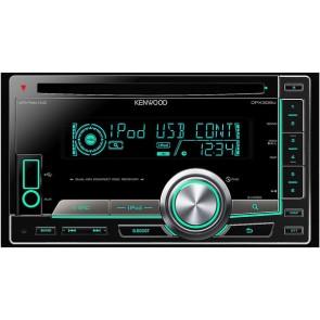 Equipo multimedia doble din marca KENWOOD modelo DPX-308U