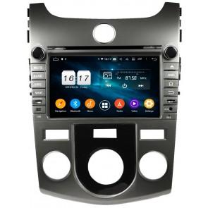 """Autoradio Homologado KIA CERATO 2008-2012 Procesador 8 Nucleos (64+4) Android 9 - Pantalla 8"""" Tecnologia Ips con DVD-WIFI-GPS-BT-Procesador Audio DSP +Cam +TV Full HD (Importación 10D)"""