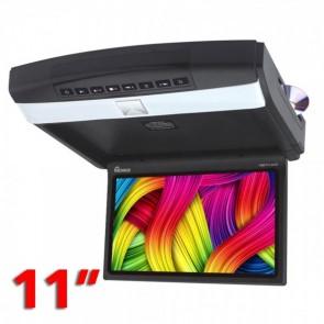 """Pantalla para techo con Dvd de 11"""" marca GENIUS modelo GMPT11"""