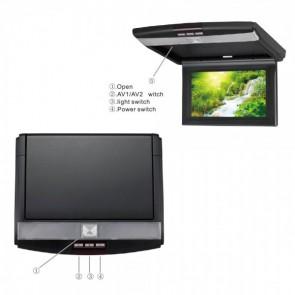 Monitor pantalla para techo de 9