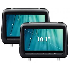 """Combo 2 Cabezales 10.1"""" XTRON con Lector de DVD, PANTALLA TÁCTIL + Audifonos Inalambricos + Juegos +HDMI,USB,SD (IMPORTACION 7D)"""