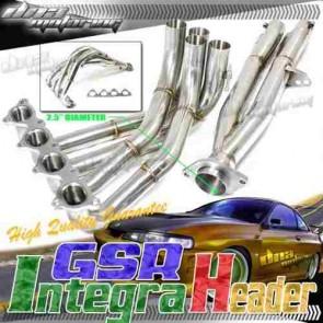 Header Tri Y Para Civic Y Integra Serie B