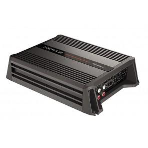 Amplificador de 4 canales clase D marca HERTZ modelo D POWER 4