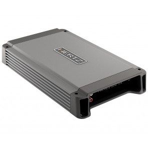 Amplificador Marino de 4 canales marca HERTZ modelo HCP4M
