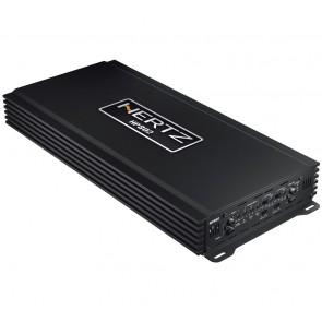Amplificador de 2 canales clase D marca HERTZ modelo HP802