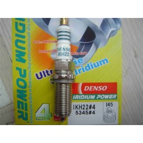 Bujía Iridium Power marca DENSO modelo IKH22