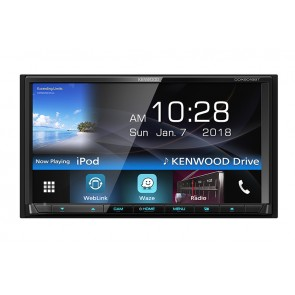 "Equipo multimedia 2DIN 7.0"" marca KENWOOD modelo DDX-6018BTS"
