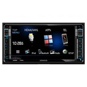 Equipo multimedia 2DIN marca KENWOOD modelo DMX-750WBT (Sin lector DVD) Toyotas-20cm