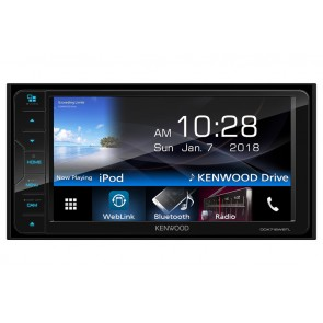 Equipo multimedia 2DIN marca KENWOOD modelo DDX-718WBTL