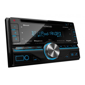 Equipo multimedia 2DIN marca KENWOOD modelo DPX-501BT