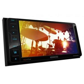 Equipo multimedia 2DIN marca KENWOO modelo DDX-916WSL