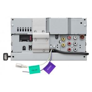 Equipo multimedia 2DIN marca KENWOOD modelo DDX-315