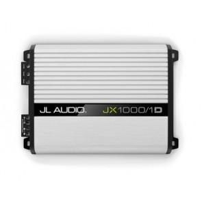 AMPLIFICADOR Monocanal de 1000 Watts a 2 Ohm  marca JL AUDIO  modelo JX1000/1D